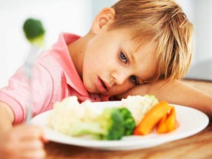 Детская аллергия на пищу
