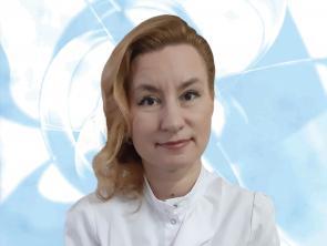 Безверхняя Марина Степановна