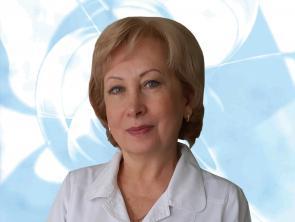 Лесовая Виктория Владимировна