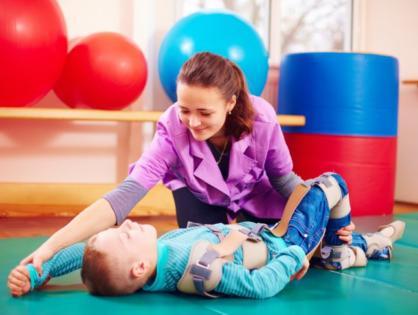 Методики занятий с детьми, больными ДЦП